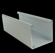 Προφίλ αλουμινίου για  μηχανισμό Roman βαρέως τύπου
